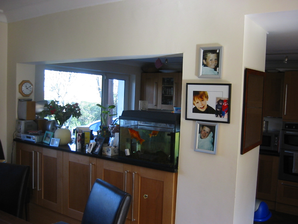 4. Existing Kitchen
